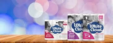 White Cloud Bathroom Tissue - white cloud home facebook