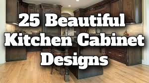 25 beautiful kitchen cabinet design ideas for kitchen remodeling