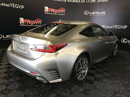 lexus rc 300 horsepower pre owned 2017 lexus rc 300 demo unit f sport series 1 2 door