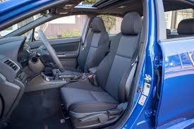 subaru wrx interior 2018 photo gallery u002715 subaru wrx and wrx sti wardsauto