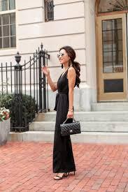 wedding guest dress black jumpsuit wedding guest