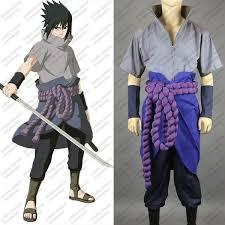 Sasuke Halloween Costumes Spot Naruto Orochimaru Version Uchiha Sasuke Flurry Cosplay
