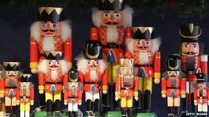 Traditional German Christmas Decorations German Christmas Markets Increasingly Popular In The Uk Bbc News