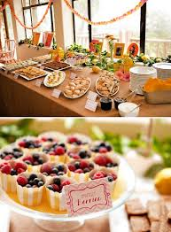 Kids Party Food Ideas Buffet by Good Morning Sunshine
