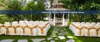 wedding venue taglines rodeway inn 4 seasons weddings lake tahoe