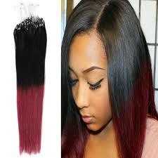 real human hair extensions micro loop hair extensions