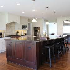 page 136 of 229 every set in your house large kitchen island with storage