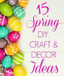Easter Home Decorating Ideas 15 Spring U0026 Easter Diy And Craft Ideas That You U0027ll Love