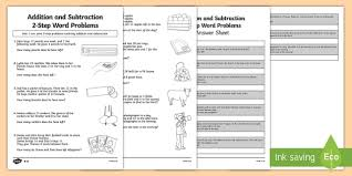 year 2 subtraction worksheets maths addition subtraction