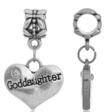 goddaughter charm online buy wholesale goddaughter heart charm rhinestone from china