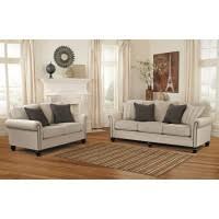 Milari Linen Chair Milari Linen Loveseat Ashley Furniture Orange County Ca