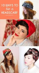 amazing fashion diy u2013 12 head wrap scarf tutorials in less than 7