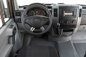 2014 mercedes benz sprinter 2500 first test motor trend