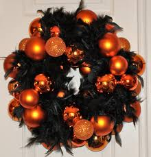 halloween wreaths stunning diy halloween wreath tutorials with