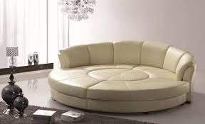 sofa nice round sofa chair with cup holder latest leather bed