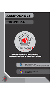 contoh desain proposal keren contoh desain proposal alam kus