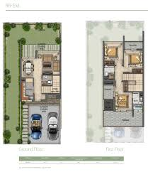 Villa Floor Plan by Akoya Biela Villas Floor Plans
