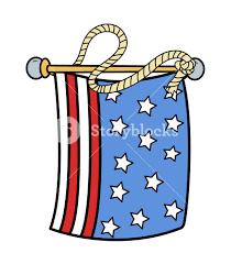 Usa Flag Vector Usa Flag Vector Illustration Royalty Free Stock Image Storyblocks