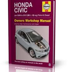 2006 honda civic service schedule honda civic fk 2006 2010 tis repair service manual honda civic