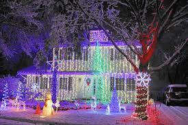 guide to naperville christmas lights and holiday house displays