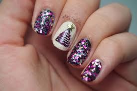 nail art glitter gel acrylic viva la nails glitter our pink icy
