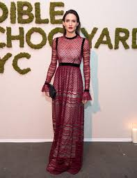 edible clothing bon vivants hit the edible schoolyard nyc benefit wwd