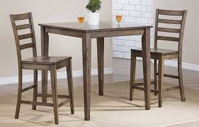 Grey Bistro Table Hoot Judkins Dining Parawood Bistro Table Kitchen