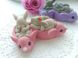 bunny mold 3d easter rabbit in slippers soap mold 3d resin mold