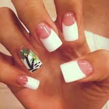 7 celebrity nail art photos with palm tree steal her style