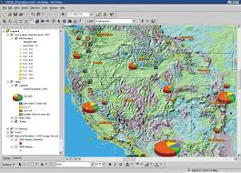 World Map Shapefile Esri by Esri News Arcnews Spring 2002 Issue Taking The Pulse Of The