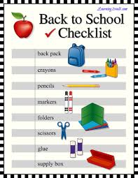 preschool supplies list for homeschoolers