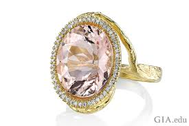 what is morganite how to a morganite engagement ring