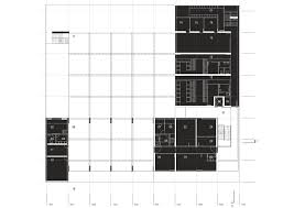 Fire Station Floor Plans Gallery Of Fire Station Competition Proposal Luís Banazol 5