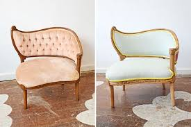 Antique Accent Chair Stunning Antique Accent Chair Before After Accent Chairs