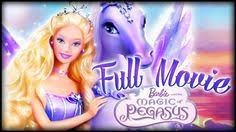 barbie movies barbie movies barbie magic pegasus