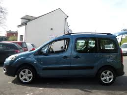 peugeot partner 1 6 hdi tepee outdoor 5dr manual for sale in