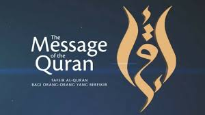 muhammad asad the message of the quran book trailer the message of the quran versi bahasa indonesia