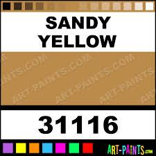 sandy yellow artist airbrush spray paints 31116 sandy yellow