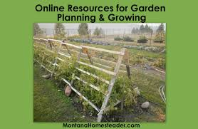 permaculture garden layout online resources for garden planning and growing montana homesteader