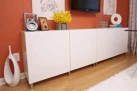 Decorating A Credenza Photos The High Low Project Hgtv