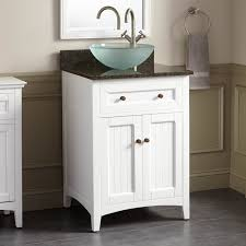 24 Vanity Bathroom by Vessel Sink Vanity Antique White Bathroom Vanities Bathroom