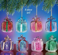 led lighted fiber optic animated snowy with