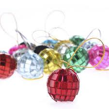 assorted mini mirror ornaments ornaments
