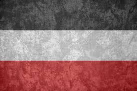 German War Flag German Empire Grunge Flag 1871 1918 By Undevicesimus On