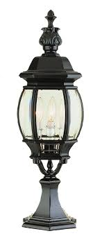 outdoor pier mount lights trans globe lighting 4071 ville frenche 3 light 23 inch outdoor