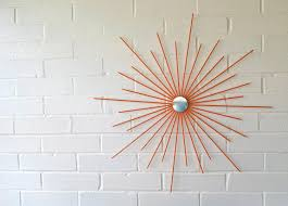 Furniture Inspiring Starburst Wall Decor For Wall Accessories