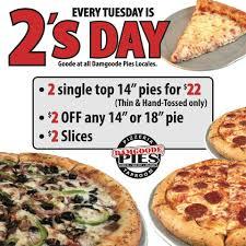 damgoode pies pizza place little rock arkansas facebook