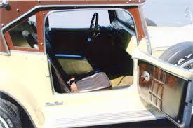 Custom Classic Mini Interior 1935 Mini Mark Mercedes Custom Convertible 91007
