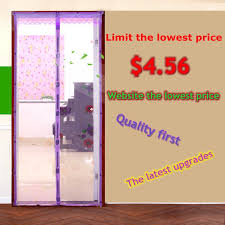 Magnetic Curtains For Doors Mosquito Curtains Mosquito Net Bed Canopy U Bug Screen Repellant
