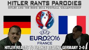 Advice Hitler Meme - hitler reacts to france beating germany 2 0 youtube
